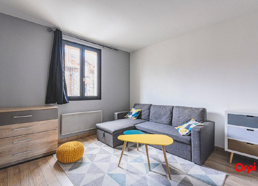 Appartement à louer 32m2 à Reims
