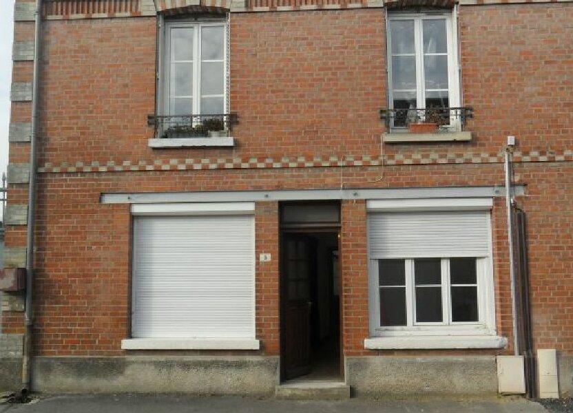 Maison à louer 92m2 à Crépy