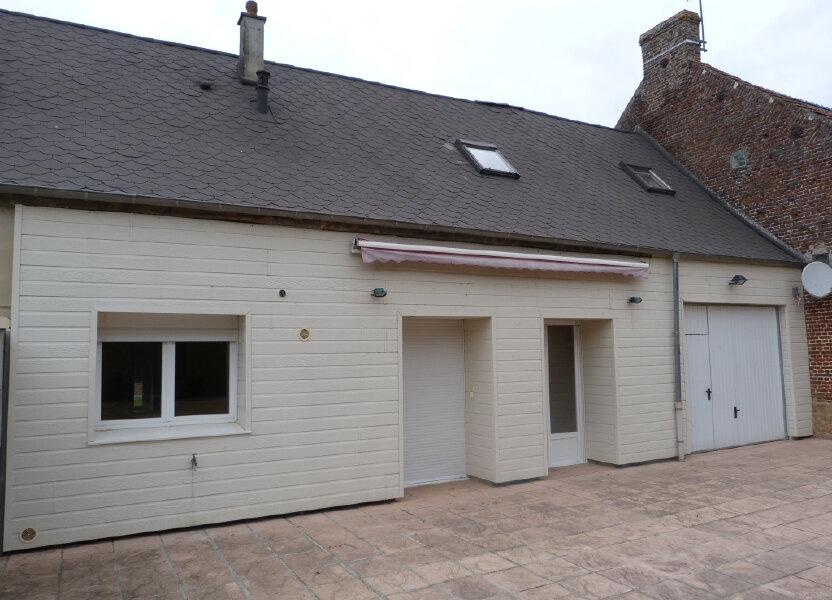 Maison à vendre 90m2 à Verneuil-sur-Serre