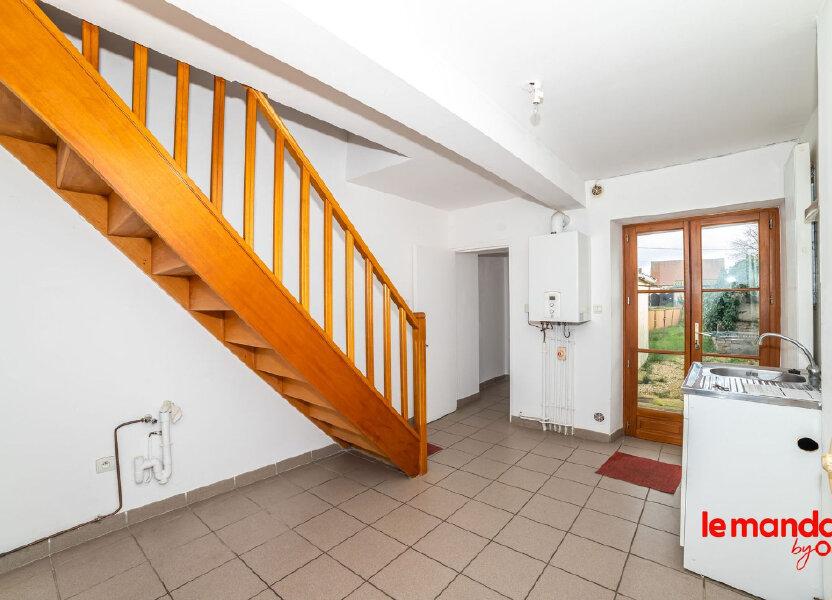 Maison à louer 57m2 à Liesse-Notre-Dame