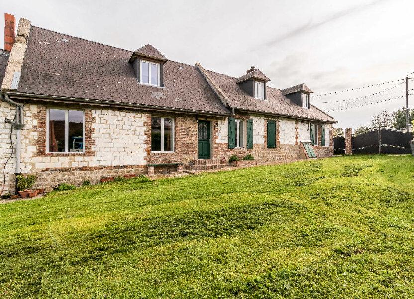 Maison à vendre 200m2 à Montigny-sur-Crécy
