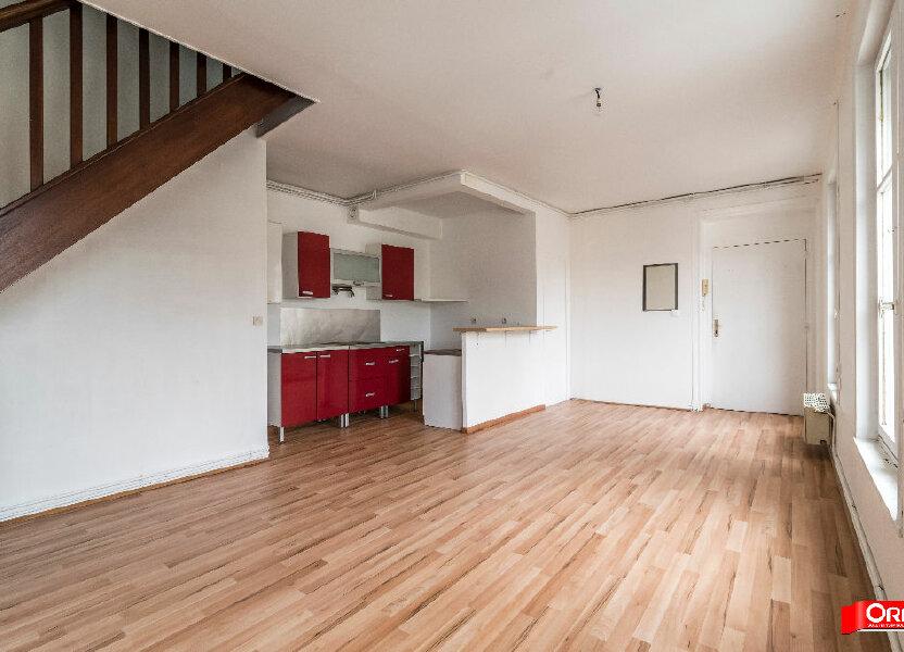 Appartement à louer 44m2 à Crépy