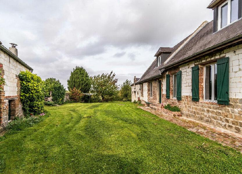 Maison à vendre 260m2 à Montigny-sur-Crécy