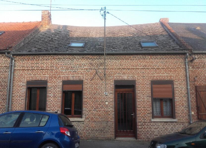 Maison à vendre 107m2 à Crécy-sur-Serre