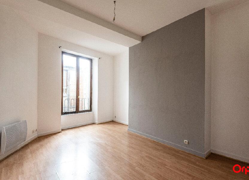 Appartement à louer 23m2 à Laon