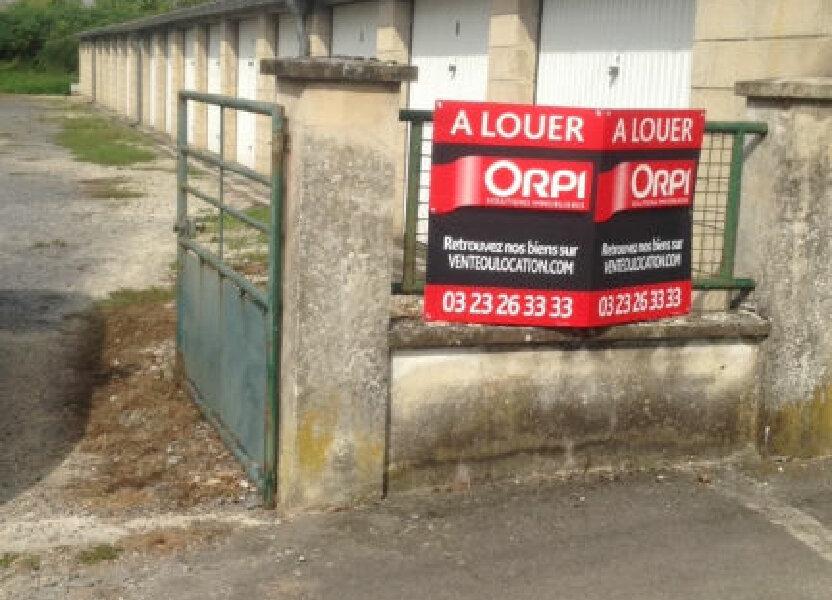 Stationnement à louer 25m2 à Laon