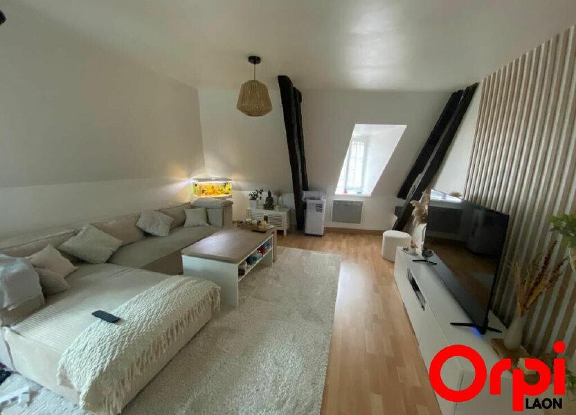 Appartement à louer 39m2 à Laon