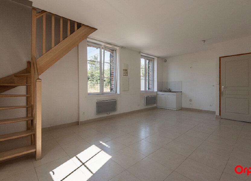 Maison à louer 60m2 à Chevresis-Monceau