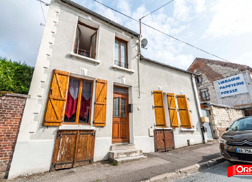 Maison à louer 72m2 à Montcornet