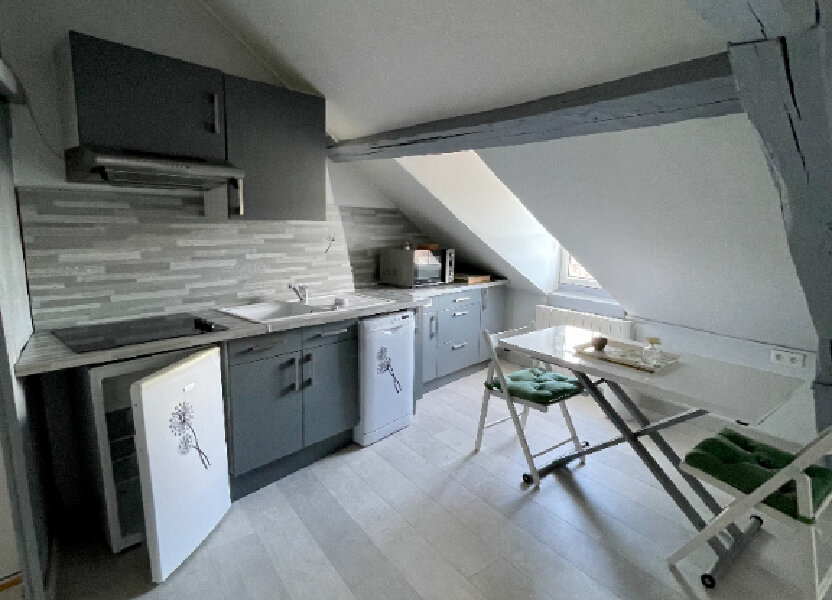 Appartement à louer 24.71m2 à Pont-Audemer