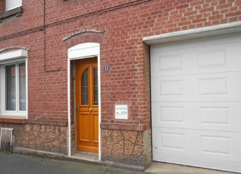 Maison à louer 70m2 à Brebières