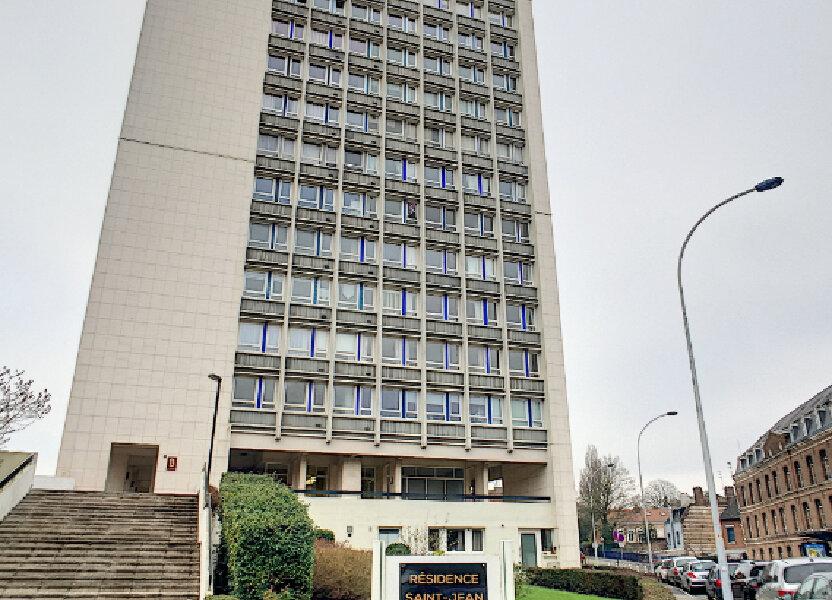Appartement à louer 79.43m2 à Arras