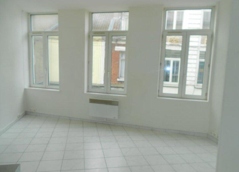 Appartement à louer 34m2 à Arras