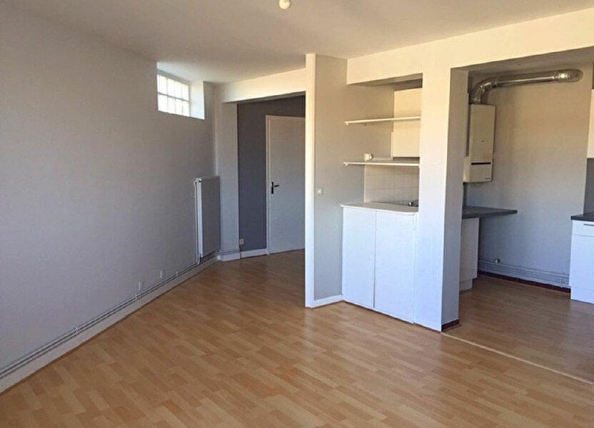 Appartement à louer 36m2 à Boulogne-sur-Mer