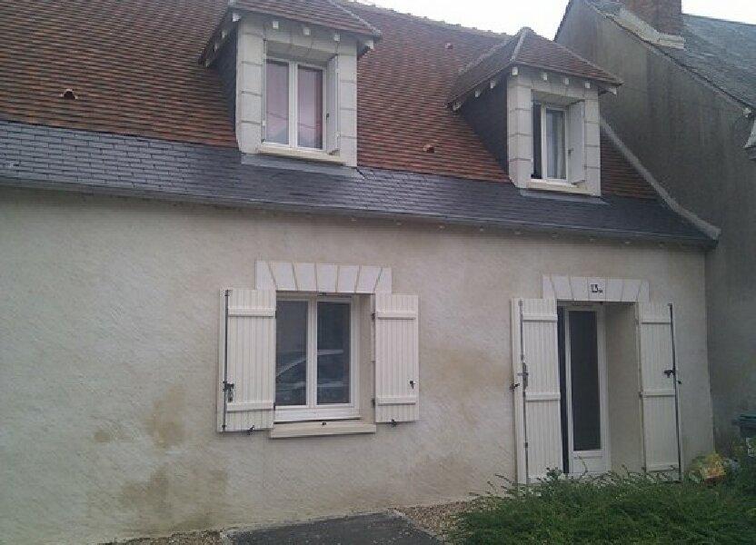 Maison à louer 38m2 à Saint-Laurent-en-Gâtines
