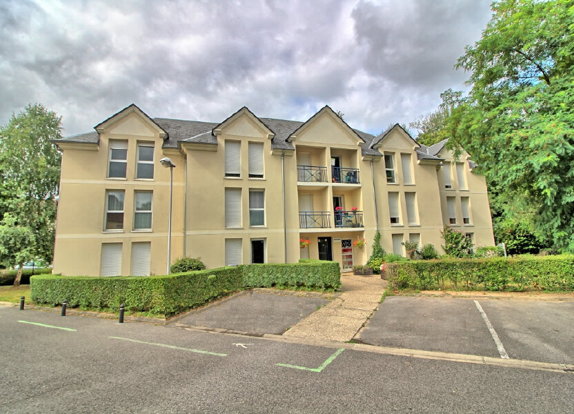 Appartement à vendre 65m2 à Verneuil-en-Halatte