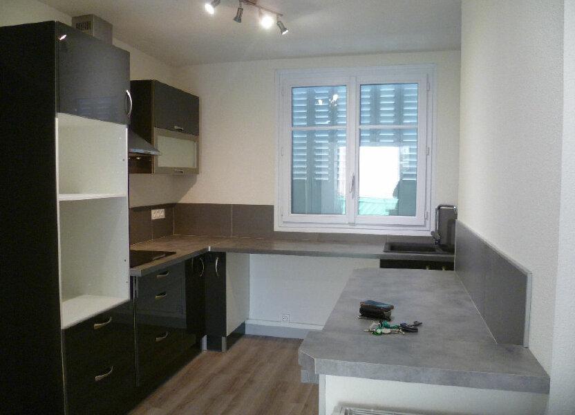 Appartement à louer 53m2 à Saint-Égrève