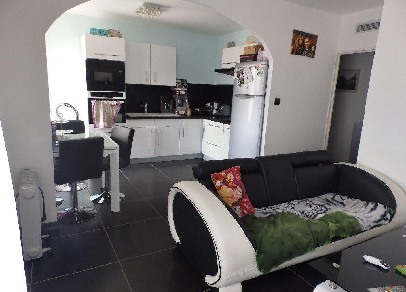 Appartement à vendre 55.38m2 à Saint-Martin-le-Vinoux