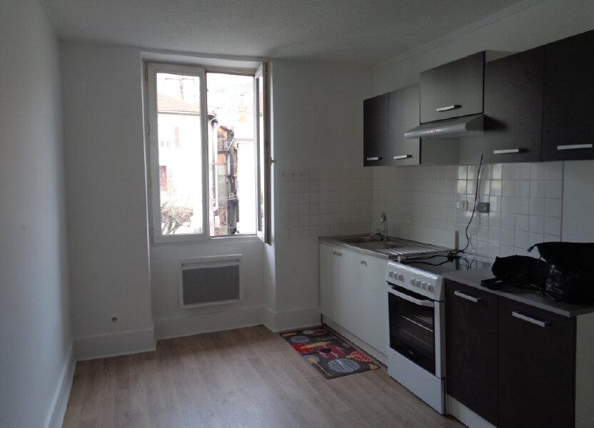 Appartement à louer 40.3m2 à Voiron