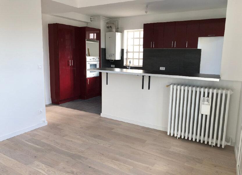 Appartement à louer 55m2 à Noisy-le-Sec