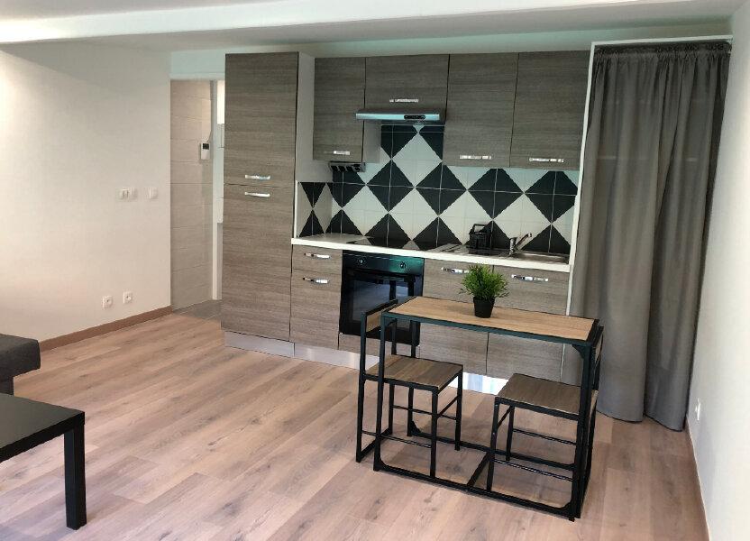 Appartement à louer 26m2 à Romainville