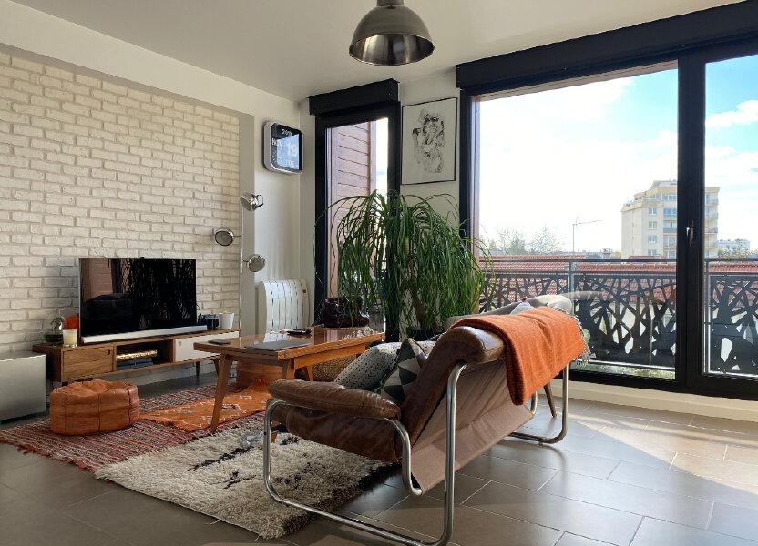 Appartement à louer 36m2 à Romainville