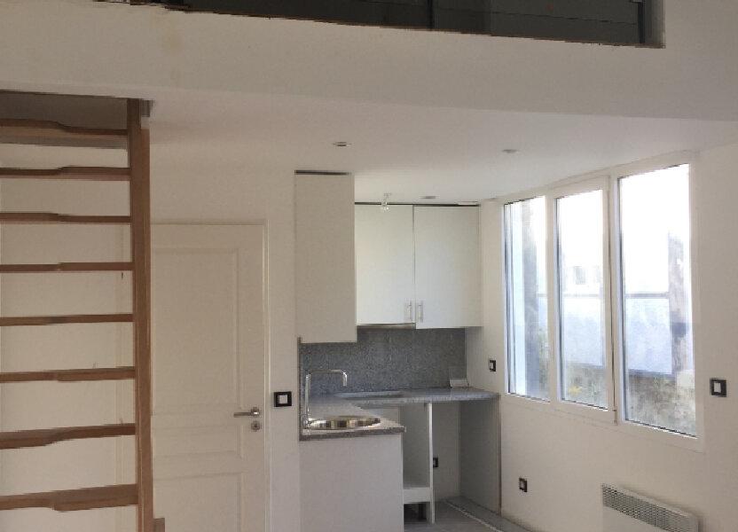 Appartement à louer 35m2 à Saint-Maur-des-Fossés