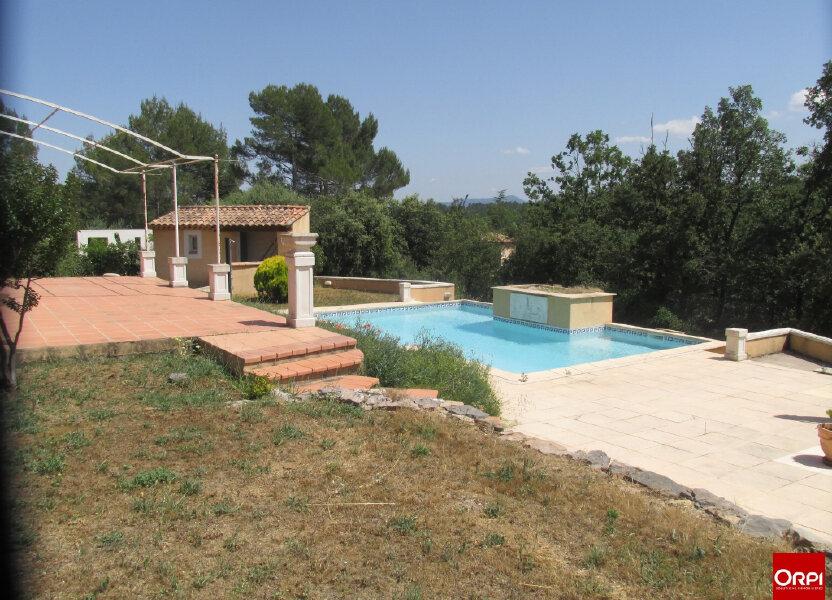 Maison à vendre 150m2 à Saint-Maximin-la-Sainte-Baume