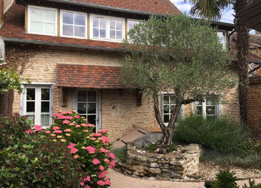 Maison à vendre 140m2 à Chaumont-sur-Tharonne