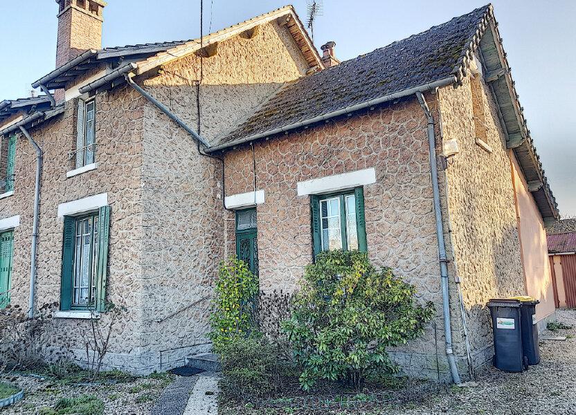 Maison à vendre 96m2 à Lamotte-Beuvron