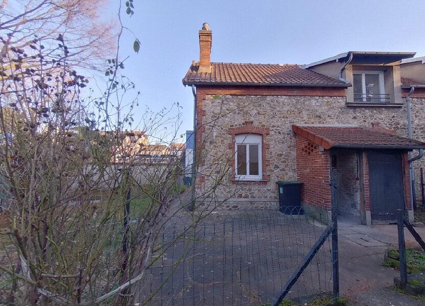 Maison à louer 65m2 à Saint-Gratien