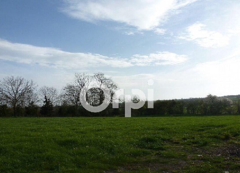 Terrain à vendre 1008m2 à Gournay-en-Bray