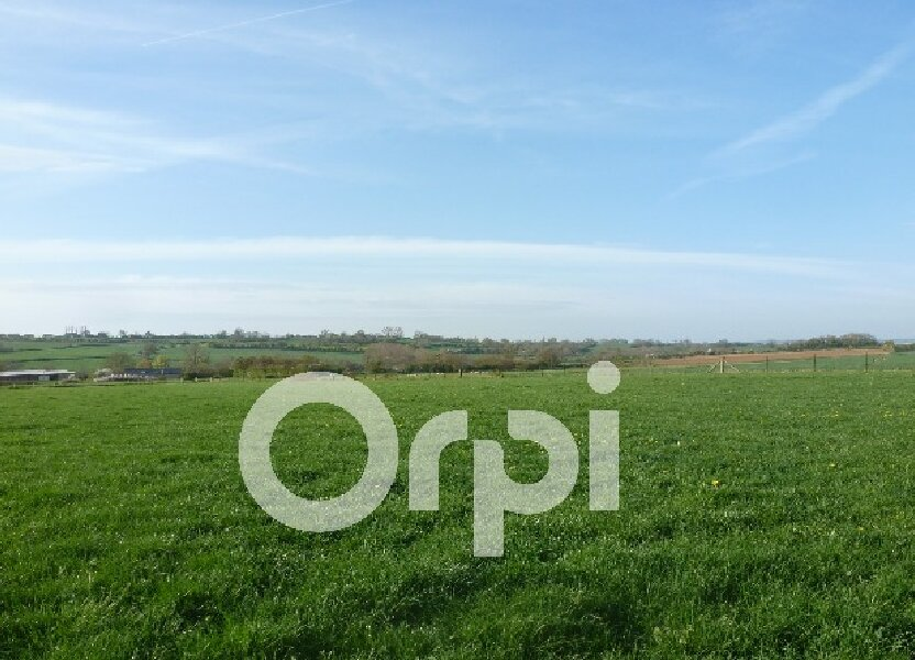 Terrain à vendre 994m2 à Gournay-en-Bray