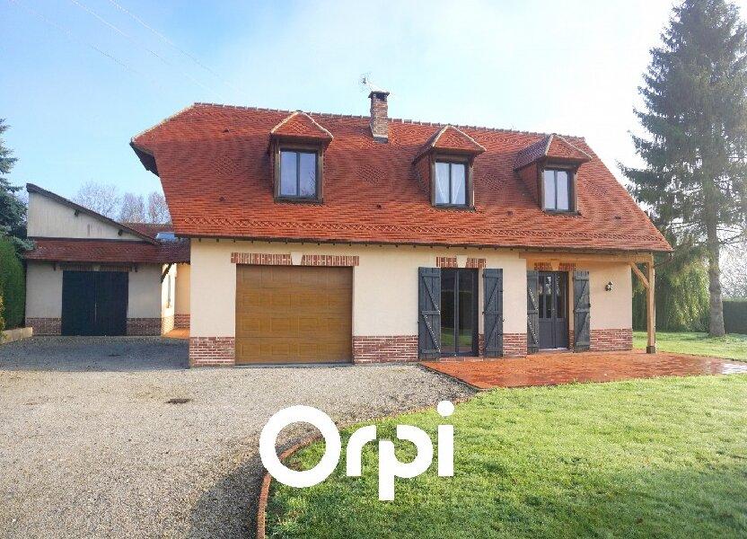 Maison à vendre 106m2 à Gournay-en-Bray