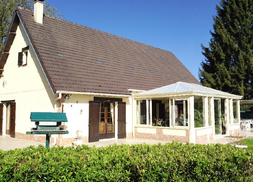 Maison à vendre 160m2 à Lyons-la-Forêt