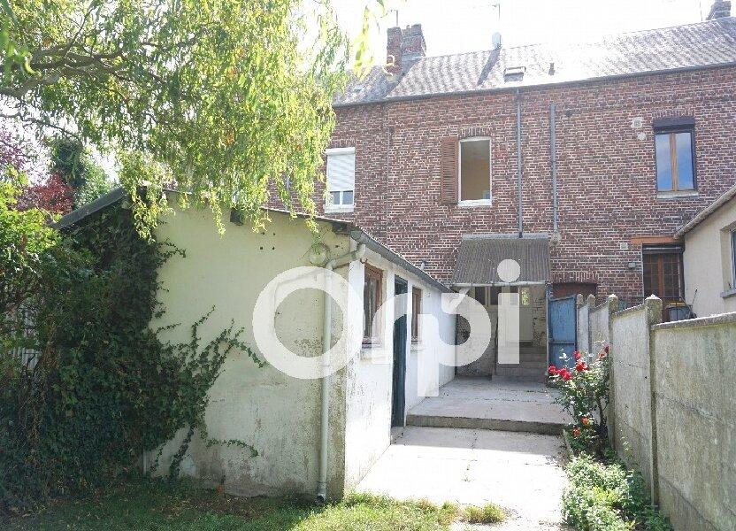 Maison à vendre 69m2 à Gournay-en-Bray