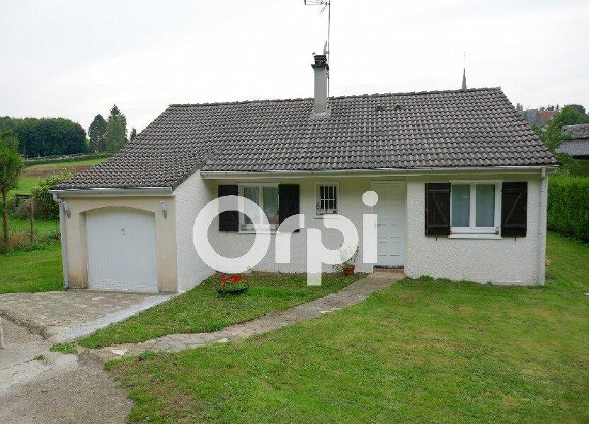 Maison à vendre 80.15m2 à Gournay-en-Bray
