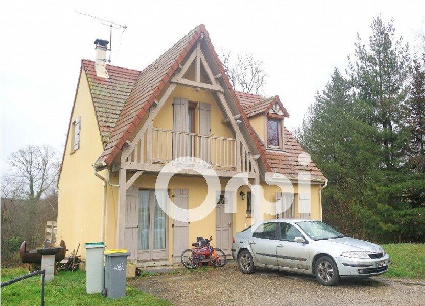 Maison à vendre 98m2 à Gournay-en-Bray