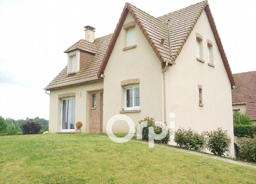 Maison à vendre 110m2 à Gournay-en-Bray