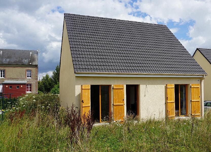 Maison à vendre 61.8m2 à Gournay-en-Bray