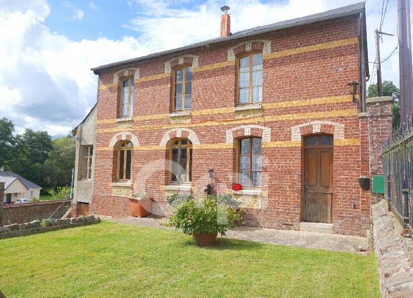 Maison à vendre 242m2 à Gournay-en-Bray