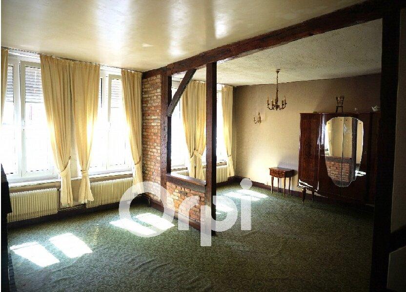 Maison à vendre 124m2 à Gournay-en-Bray