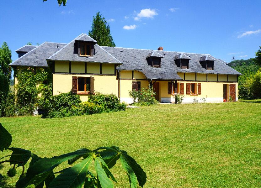 Maison à vendre 144.5m2 à Gournay-en-Bray