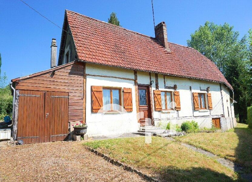 Maison à vendre 83m2 à Ferrières-en-Bray
