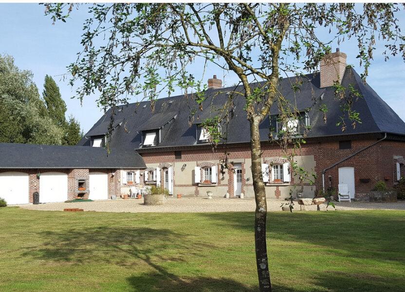 Maison à vendre 136m2 à La Feuillie