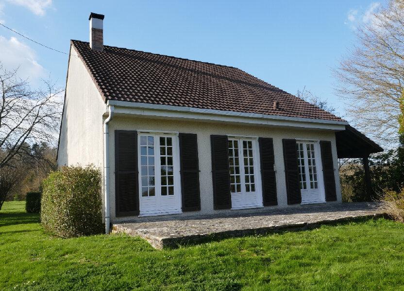 Maison à vendre 92.58m2 à Lyons-la-Forêt