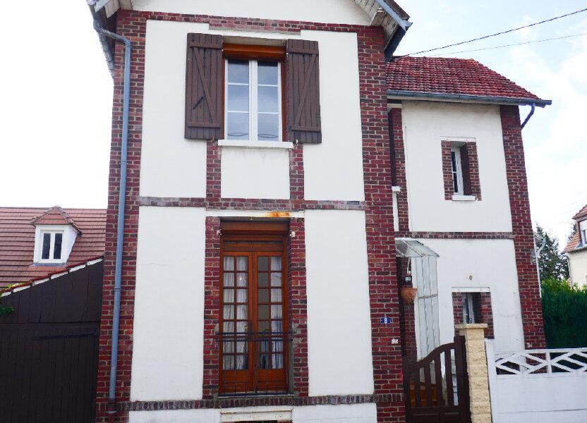 Maison à vendre 81.84m2 à Gisors