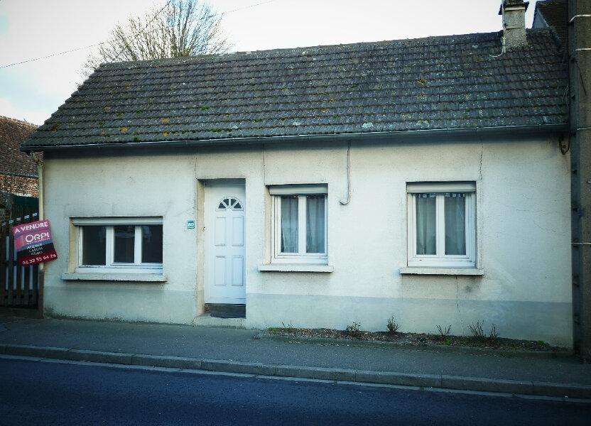 Maison à vendre 45m2 à Gisors