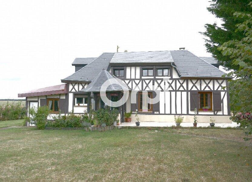 Maison à vendre 115m2 à Lyons-la-Forêt