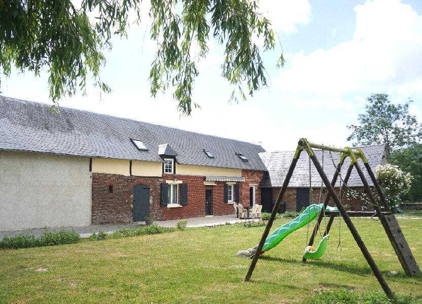 Maison à vendre 135m2 à Gournay-en-Bray